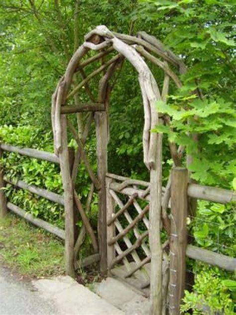 Diy Garden Arbor Gate Diy Garden Ideas Garden Arch And Bench Ideas For An