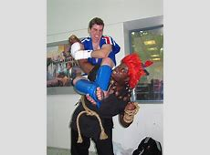 Street Fighter Cosplay - Rolecosplay Lucas The Hedgehog