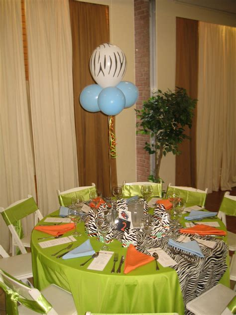 lime green table l linens baltimore s best events
