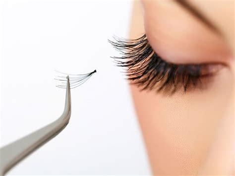 Lem Bulu Mata Extension sebelum extension bulu mata cermati cara dan risikonya