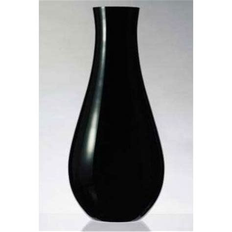 nachtmann grand vase black tableware uk tableware