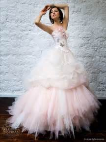 pink dress for wedding pretty in pink wedding dresses publish with glogster