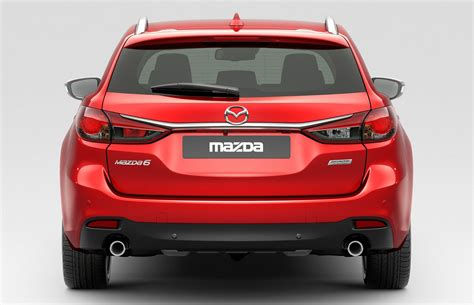 who makes mazda gallery mazda 6 wagon makes debut
