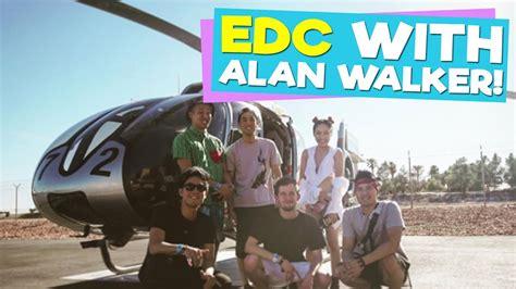 alan walker youtube edc trip with alan walker youtube