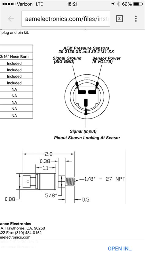map sensor wiring schematic 27 wiring diagram images