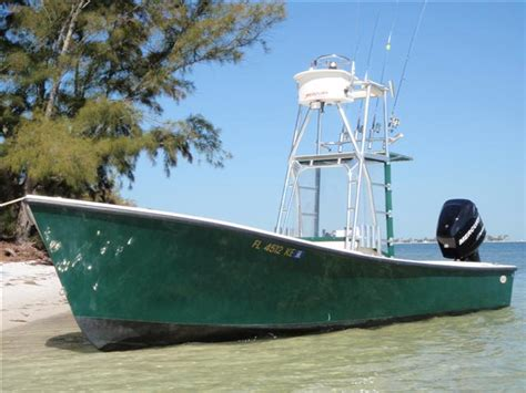 fishing boat equipment boat and equipment clearwater inshore fishing charters