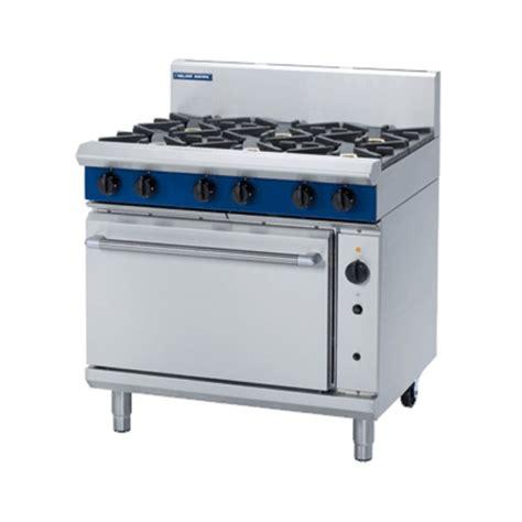 blue seal food blue seal g56d 900mm gas range convection oven 6 burner