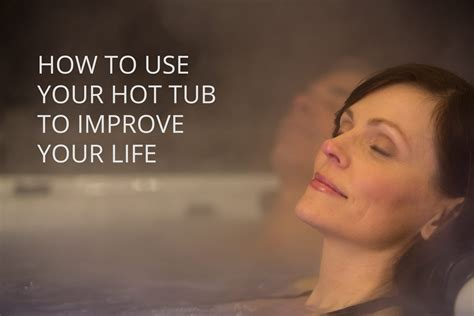 how to use a jacuzzi bathtub how to use a hot tub