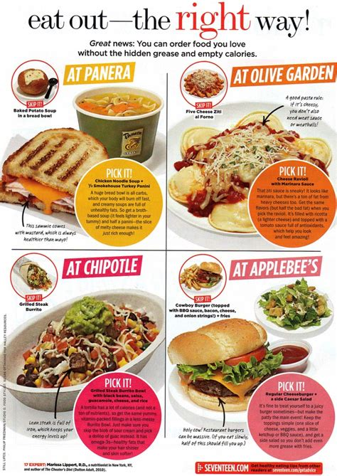 Olive Garden Healthy Options by Dining Out Healthy Choices The Olive Garden One Is So