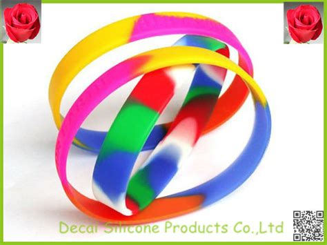 create your own rubber st free mixing colors silicon rubber wrist band make your own