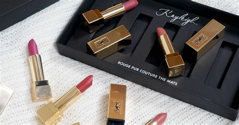 Murah Ysl Pur Couture ysl pur couture the mats lipsticks couture