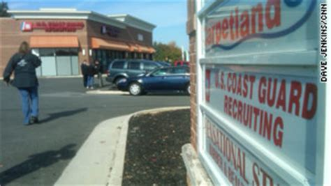 Coast Guard Recruiting Office by Fired At Virginia Coast Guard Recruiting Center