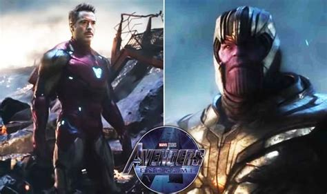 avengers endgame theory iron man lets thanos win battle