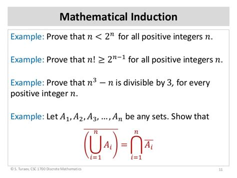 principle of mathematical induction divisibility math induction principle slides