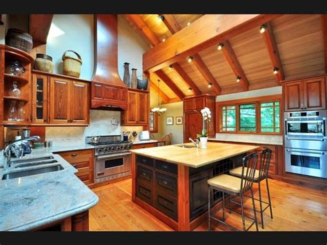Kitchens With Cathedral Ceilings Pictures by Cathedral Ceiling Kitchen Kitchens
