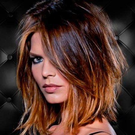 cabello corto con mechas y luces as lo usan las famosas 17 mejores ideas sobre mechas californianas cabello oscuro