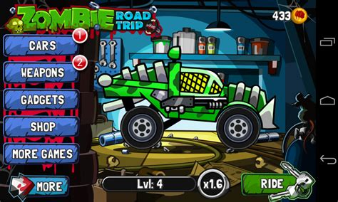 aptoide zombie road trip mod android tải hack game zombie road trip full tiền