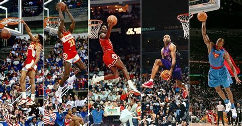 The Of All Contests by Mj Turns 50 Dunk Contest Is A Flop Baseball Is Back And