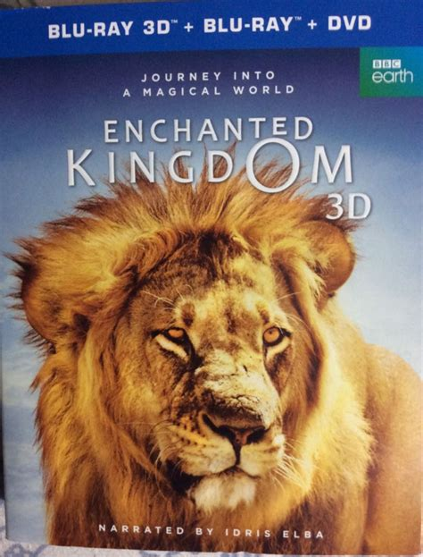 Watch Enchanted Kingdom 3d 2014 Full Movie Enchanted Kingdom 3d Journey Into A Magical World Movie Blu Ray Dvd Usa From Sort It Apps