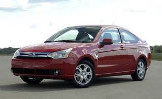 2008 Ford Focus Car And Driver