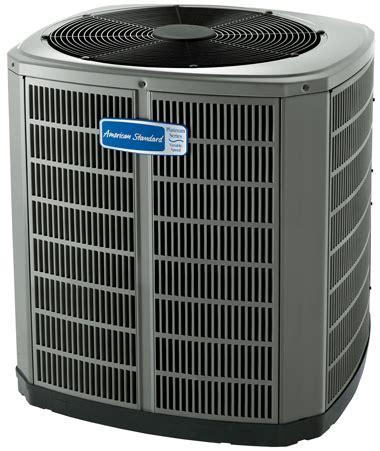 Ac Sharp Standard accucomfort variable speed platinum 20 air conditioner
