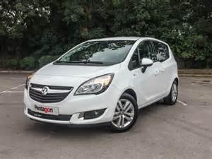 Vauxhall Mpv Vauxhall Meriva Mpv 2016 4999 163 10995