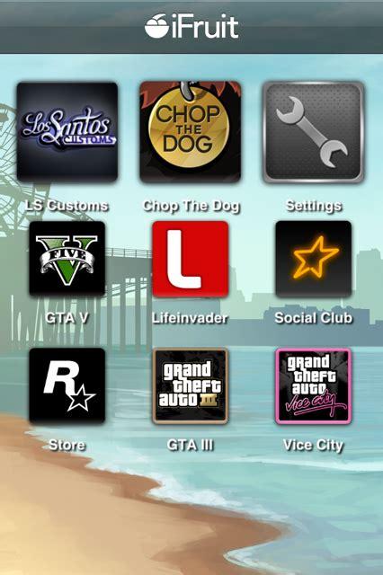 gta v ifruit app gta v ifruit app allows you to chop customize your