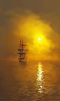 into the golden sunset sansational painting william turner the fog and