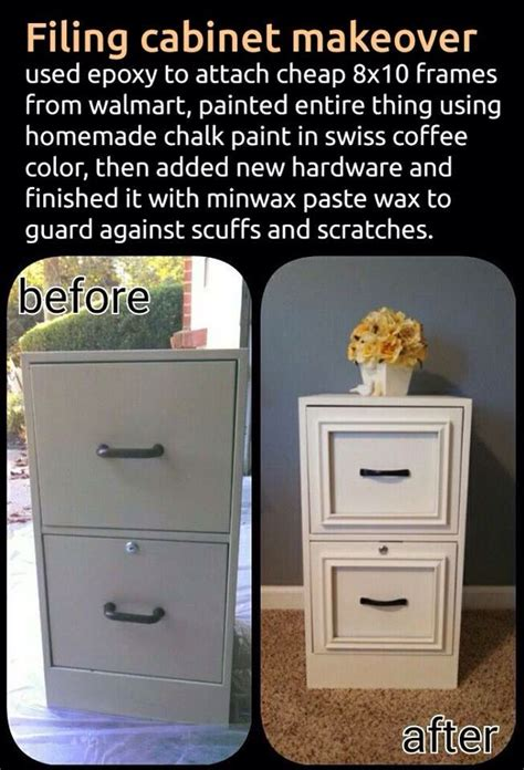 metal filing cabinet makeover 1000 images about diy file cabinets on filing
