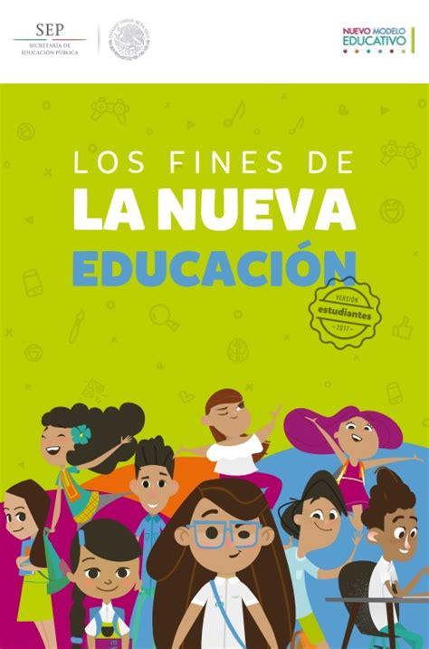 libro la nueva educacin los fines de la nueva educaci 243 n alexduv3