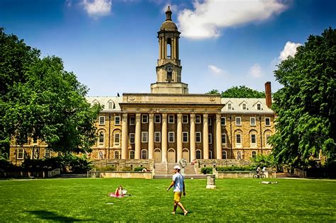 penn state university college the most educated cities in america