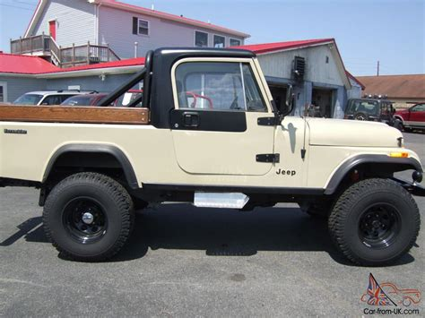 jeep scrambler for sale 1984 jeep cj8 scrambler
