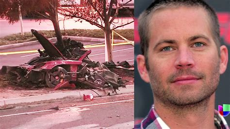 Imagenes Reales De Paul Walker Muerto | la hija de paul walker demanda a porsche por el accidente