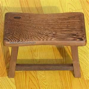small wooden wood stool bench furniture for vintage