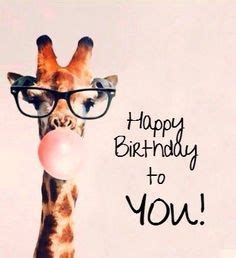 Giraffe Birthday Meme - giraffe birthday memes greetings pinterest happy
