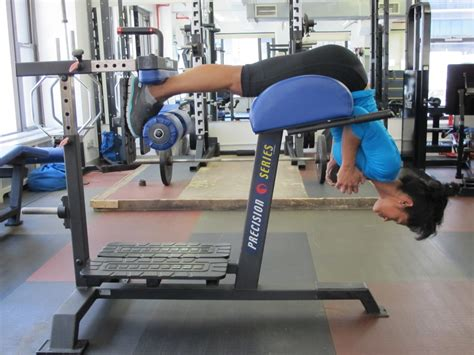 back extensions without bench personal trainer nyc physiqology horizontal dumbbell