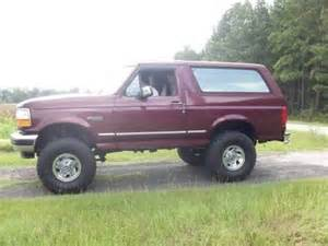 bronco mobile homes 4 000 1996 lifted ford bronco for sale in swansea south