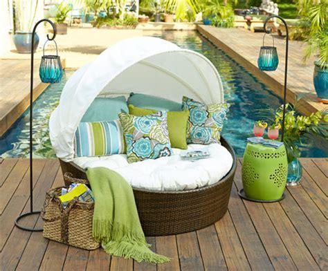 outdoor furniture collections wicker metal wood pier