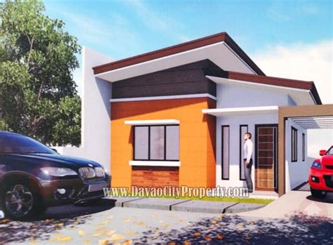 Duplex Housing low cost housing in davao city