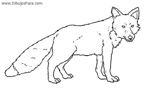 imagenes de un zorro para dibujar faciles de zorros para dibujar imagui