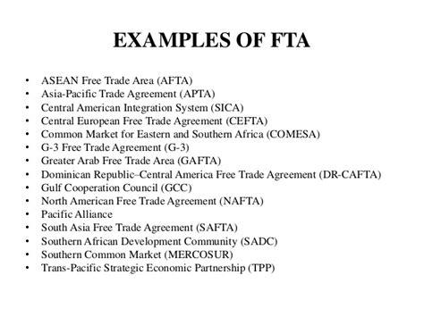 Fta Economics Presentation System Integration Contract Template