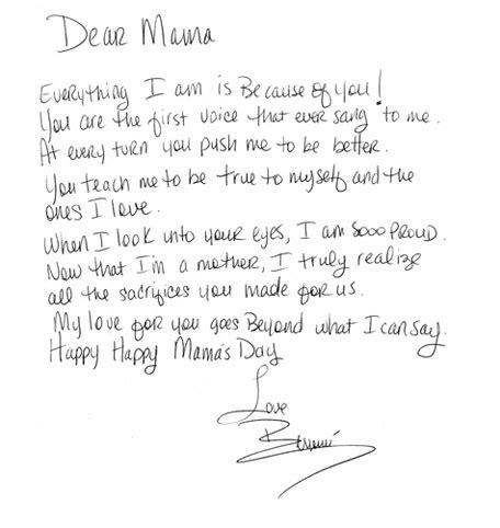 thank you letter to mom for mother s day beyonce writes tina knowles a heartwarming letter for sample thank you letter to mom 5 examples in word pdf