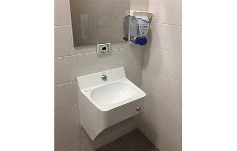 rba bathroom bentley hospital mental health unit rba group