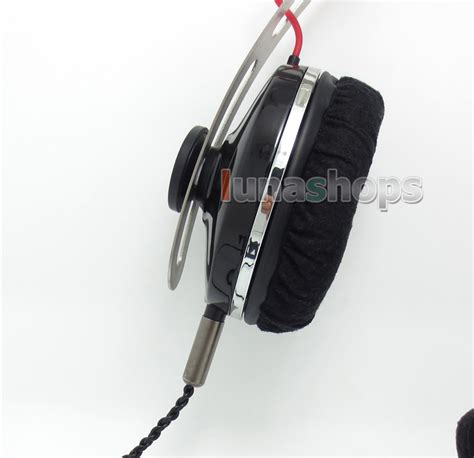 Asli Impor Sennheiser Momentum In Ear G 1 1pcs diy custom earphone headphone cable for sennheiser momentum on ear