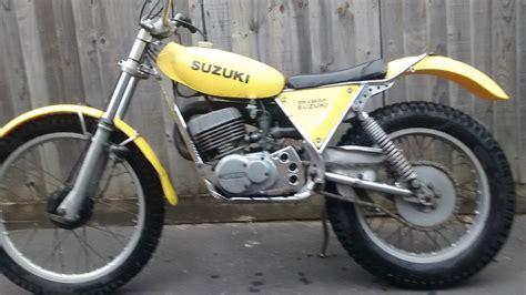 Beamish Suzuki Owners Club Suzuki Beamish Rl250