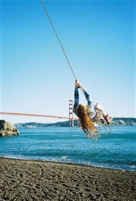 swing golden gate bridge kirby cove rope swing search my san
