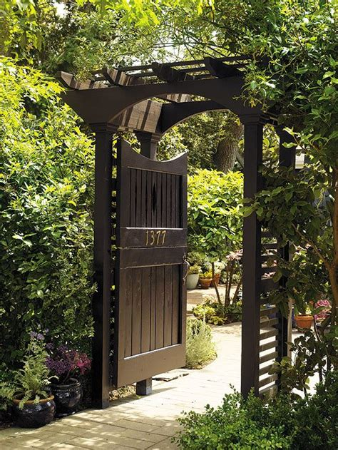 Garden Arbor 100 100 Best Garden Gates Images On Garden Gates