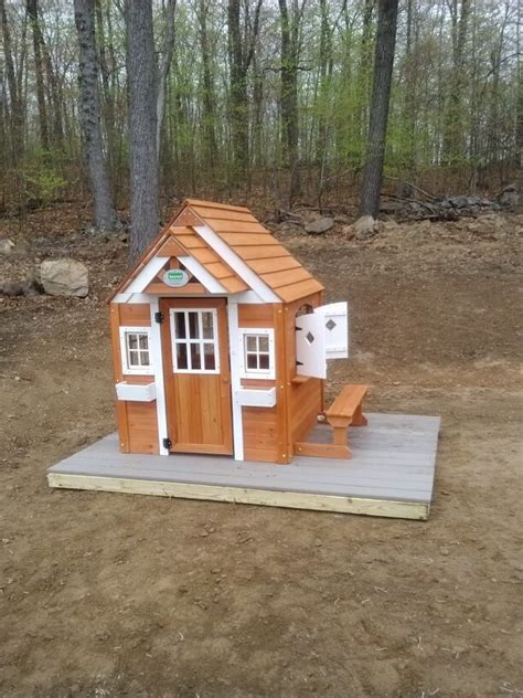 backyard discovery playhouse backyard discovery winchester playhouse from sam s club