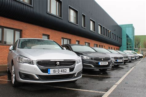 new peugeot 508 108 launch in ireland industry news