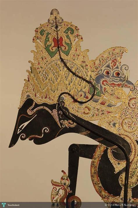 wallpaper batik wayang arjuna sasrabahu 3 wayang kulit purwa jogja ngabean